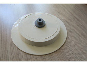 Replacement tip for Neater Eater plate / embout de remplacement pour assiette de Neater eater