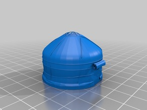 1-285, 6 mm Yurt objective marker