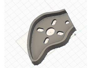 X215 pro s soft motor mount