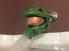Halo Master Chief Shower Head