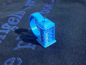 TARDIS Ring-a-Thing