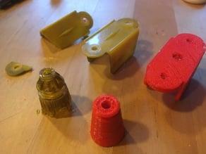 Pieces pour Flipper Indiana Jones