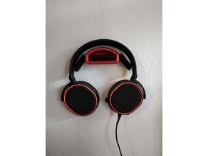 Headphone Wall mount - Low profile.