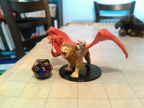 Chimera for tabletop gaming!