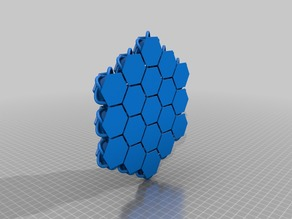 Hexa Chainmail - Futuristic Armor