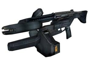 Half-Life 2 Pulse Rifle AR2