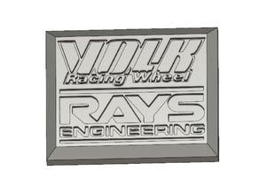 Volk Wheels / Rays Engineering Coaster