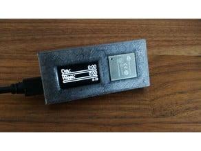Wemos ESP32 OLED mini case