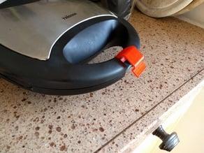 Tristar sandwich grill (Tosti ijzer) clip replacement