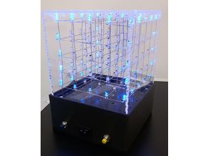 Stand for Vellemann 5x5 Led-Cube