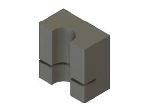 mintyPi V3 - Button Cutting Jig
