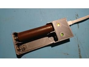 USB Dual 18650 Li-Ion Battery Charger (TP4056)