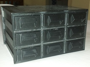 Small Parts Drawers