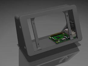Raspberry Pi Screen / Display Wallmount