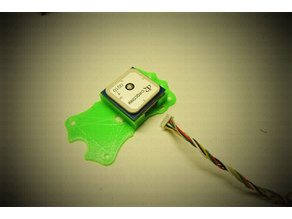 Emax Hawk 5 - GPS module mount (BN-880)