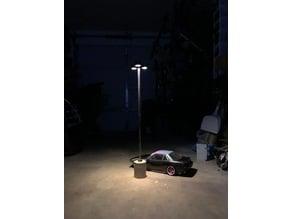 Parking Lot light 1:10 Scale V1