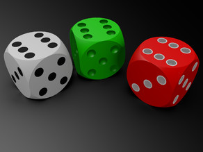 dice (2-color)