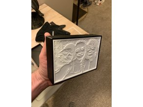 Simple Lithophane Box