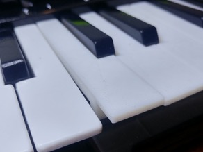 replacement keys for Mini piano