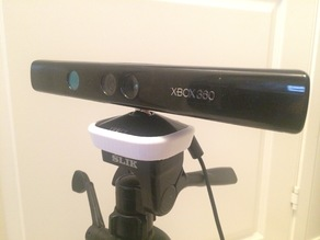 Kinect Snap-On Tripod Mount