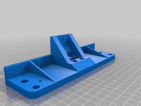 Anet Front Plate with Extra Support
