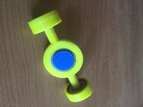 Multi-Axis Fidget Spinner