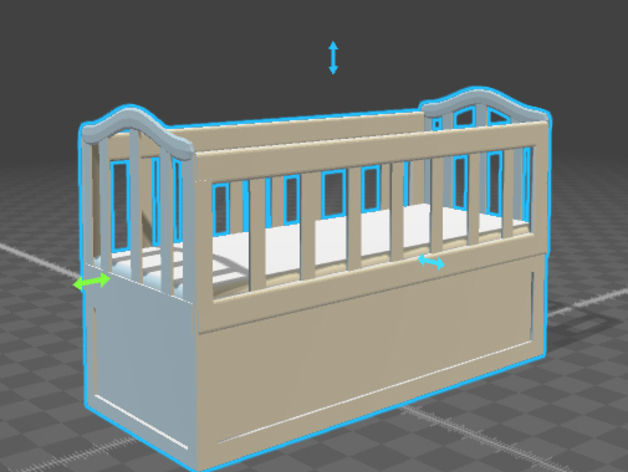 X  Crib Bedding