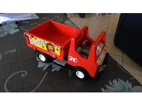 Playmobil Circus Camel Truck Door