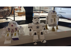 Print-in-Place Storm Trooper