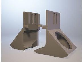 New fan duct REMIX for UM2 / UM2+
