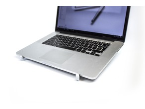 Foldable Macbook Pro Stand
