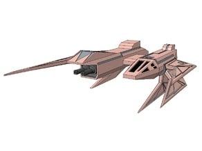 WC - Kilrathi Darket Light Fighter