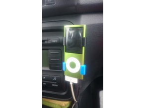 Ipod Nano 4g Car holder
