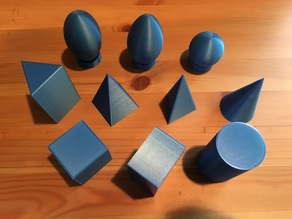 Basic Geometry Shapes