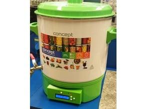 Pot food preserving - zavařovací hrnec
