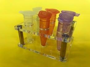 Eppendorf test tube rack