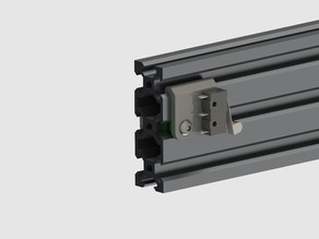 V Slot Limit Switch Mount