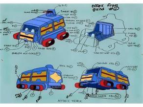 MOTU Attack Trak