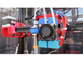 Scalar - E3D Chimera dual extrusion mount