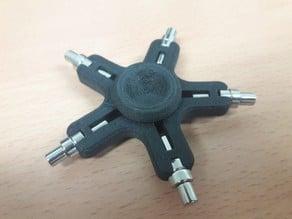 Fenta - the mini fidget spinner (r188 size)