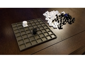 Isolation Board Game