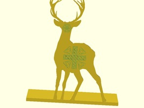 celtic stag 1