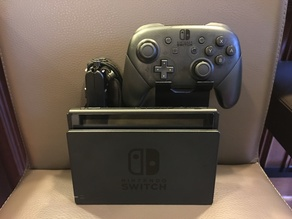Nintendo Switch Pro Controller Holder (Compact Lower Support)