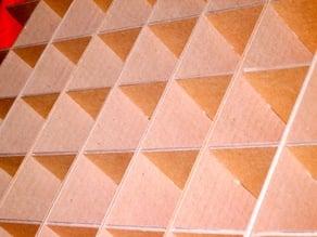 Corrugated Cardboard Divider Assembly