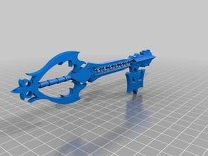 Oblivion Keyblade(in progress)