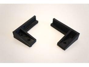 Customisable cable rail mount for MPCNC build