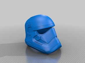 Star Wars Episode 7 Helmet (Revision 4)