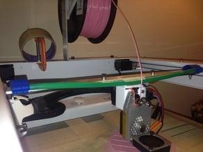 Type A Machines Series 1 Filament Guard Clip