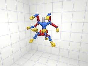 MakerBot Assembly Bot MKI (MBAB I)