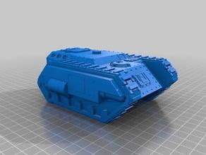 Kimera modified for resinprinting + Multilazor